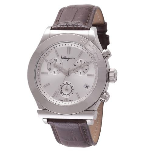 Ferragamo 1898 Chrono, Brown