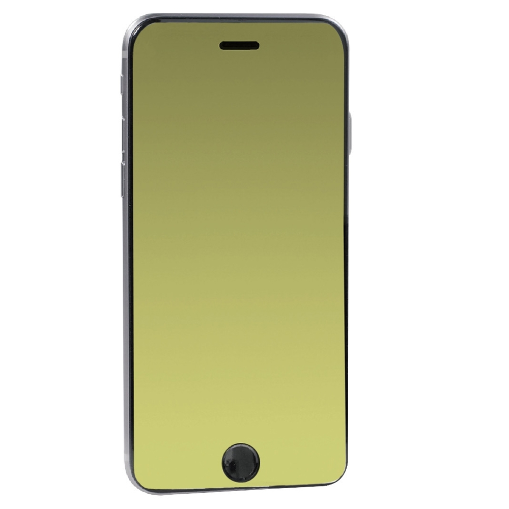 Moguls Mirror PLATINUM  or Gold Tempered Glass Protector