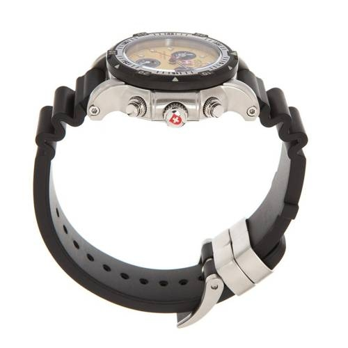 Swiss Military Watches - SEEWOLF I SCUBA, Yellow