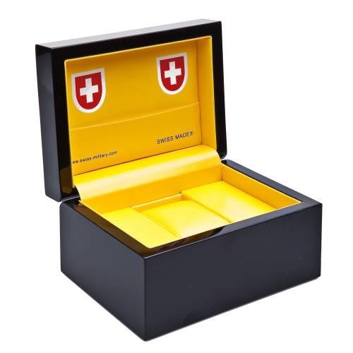 Swiss Military Watches  - SEEWOLF I SCUBA NERO, Black