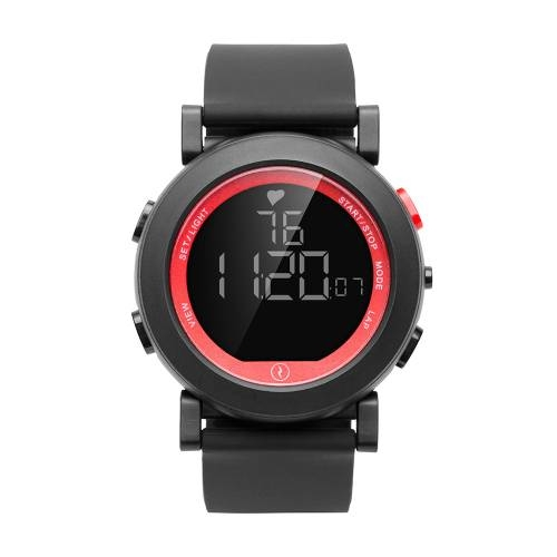 WatchZ - Black/Red