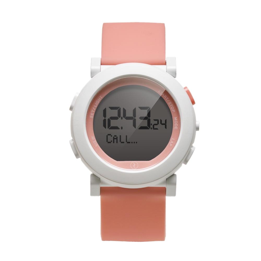 WatchZ - White/Pink
