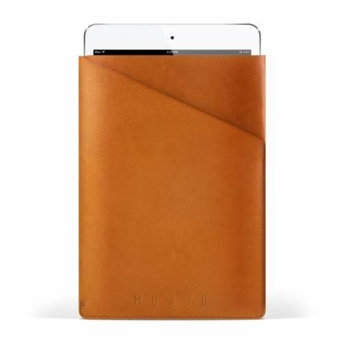 Leather iPad Mini Sleeve | Slim Fit iPad Mini Sleeve | Mujjo