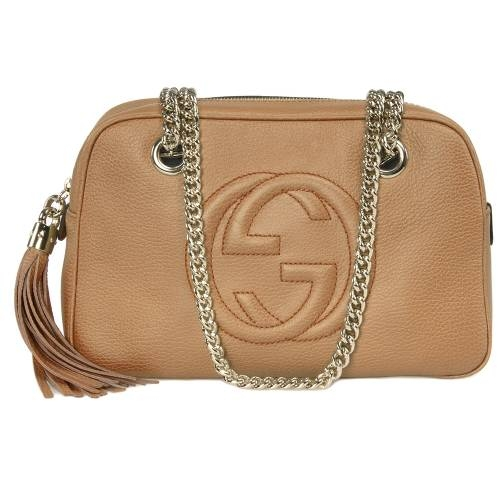 Small Gucci Soho Shoulder Bag