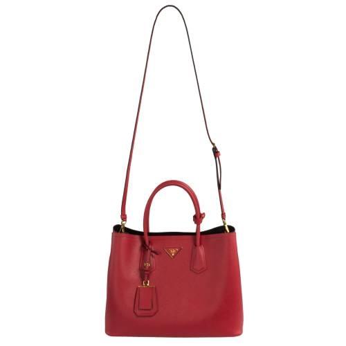 Prada Saffiano Cuir Bag