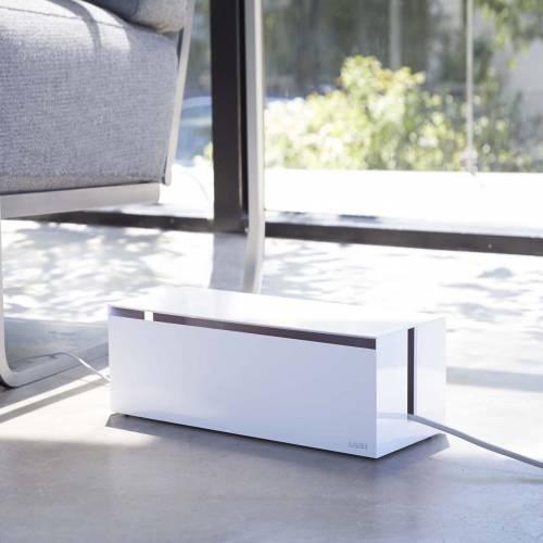 WEB CABLE BOX, white
