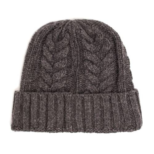 Cable Knitted Beanie
