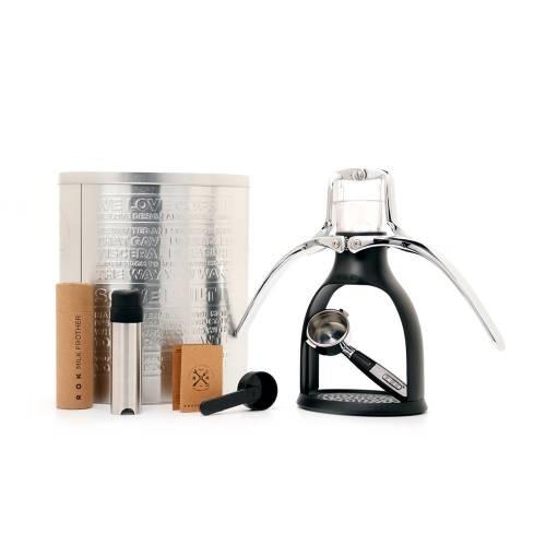Manuel Espresso Maker   Rok Espresso Maker   Importika