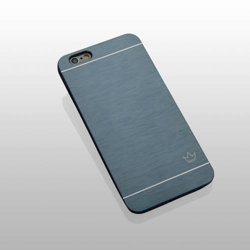 Slim Aluminum iPhone 6 Case   Blue   Krown