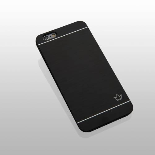 Slim Aluminum iPhone 6 Case, Black