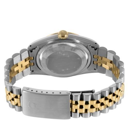 Rolex Men's Two Tone Datejust Watch