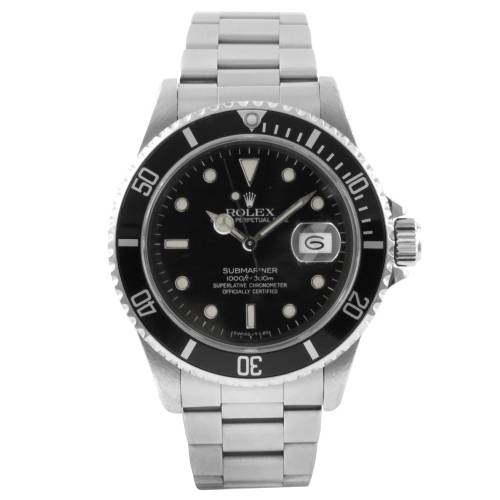 Stainless Steel Submariner