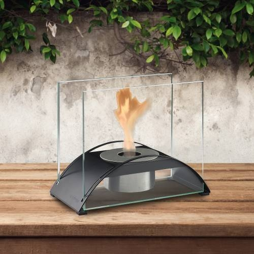 Sunset Fireplace by Eco-Feu