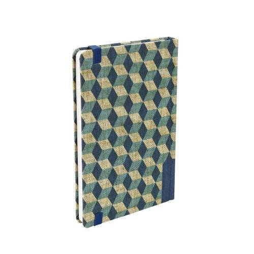 Pattern Notes, Cube Blue (1 Pc.)