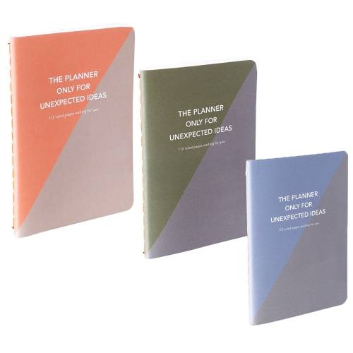 Unexpected Ideas Planner, Large