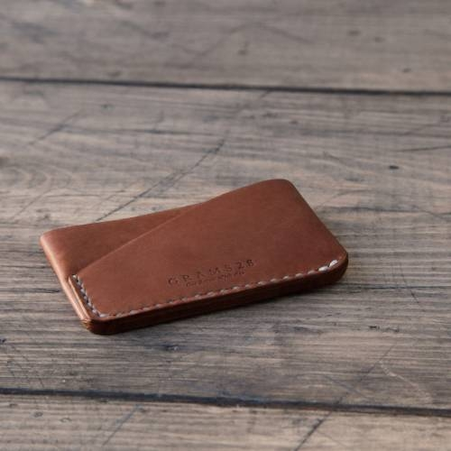 Leather Card Holder - Grams28