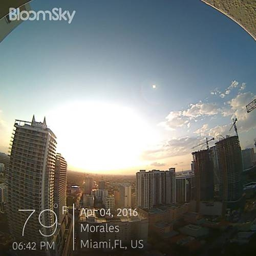 Smart Weather Station with Sky Camera | BloomSky