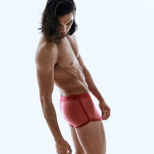 Kim Denzler 2-pack Boxer Briefs | Red + Black