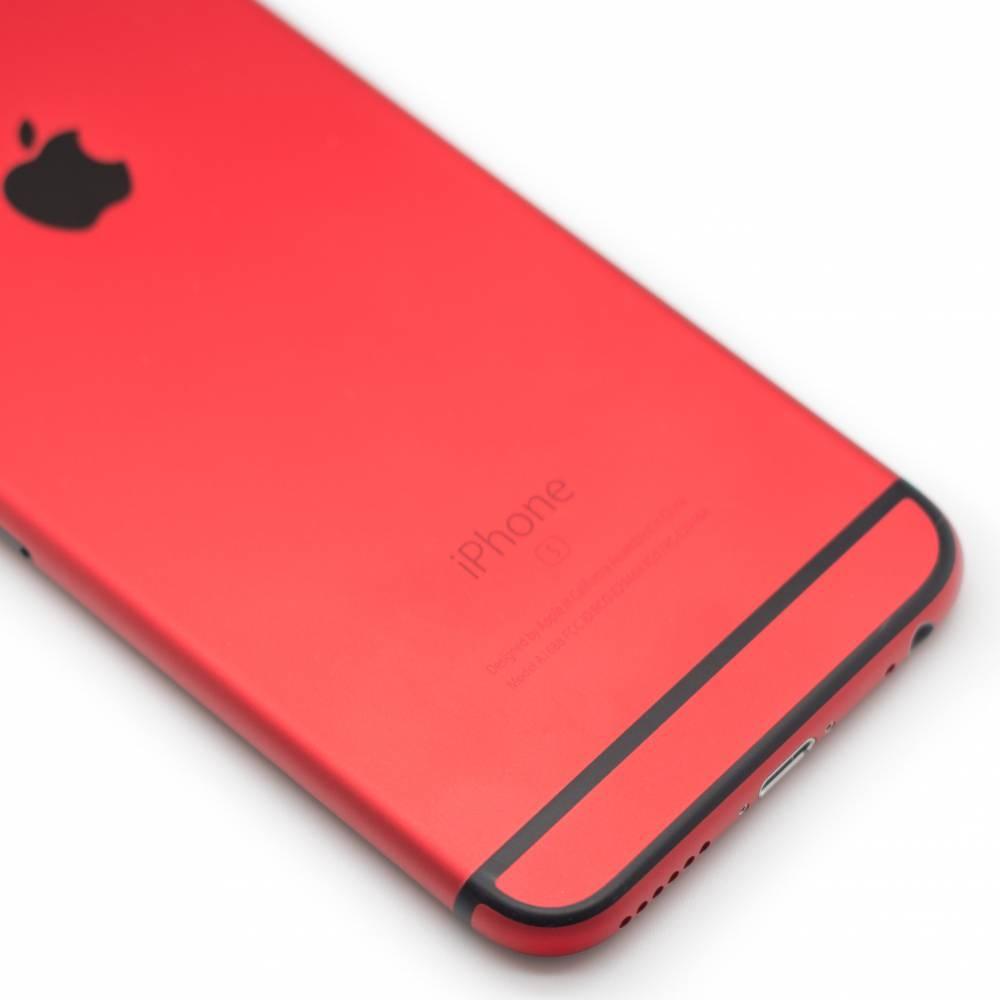 HautePhones   Lava for iPhone 6s Plus