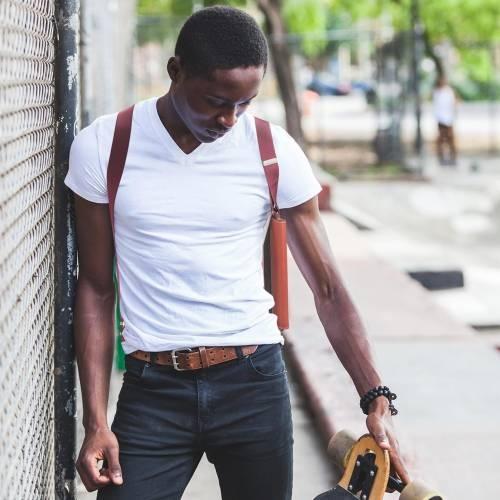 Carter Gear | Vegetable Leather Shoulder Holster