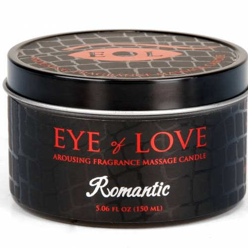 Romantic Massage Candle | Eye of Love