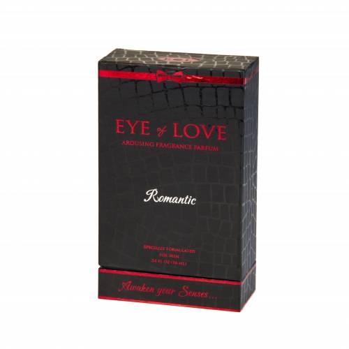 Romantic Men's Cologne | Eye of Love