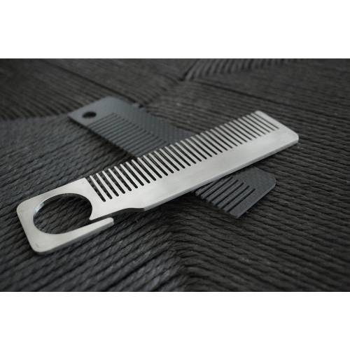 Stainless Steel EDC Comb | Bastion