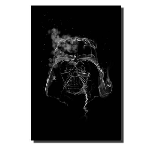 Smoke Darth Vader