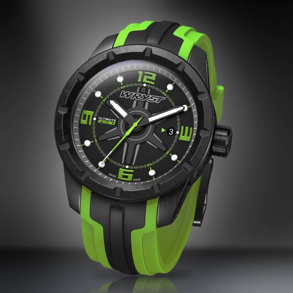 Ultimate ES30 Sport Watch | Wryst Watches