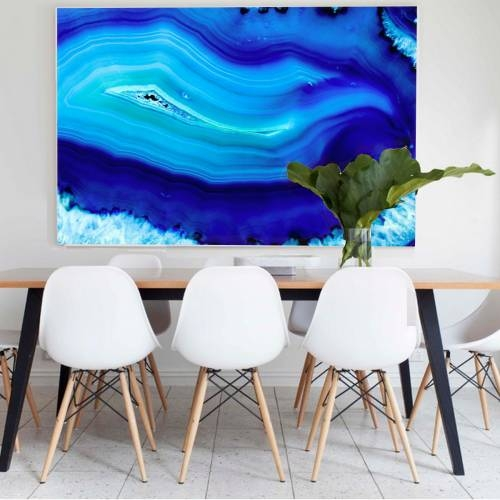 At One Canvas Print | Vivienne East