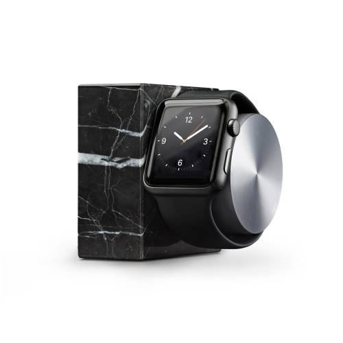 Apple Watch Dock | Native Union | Black Marble