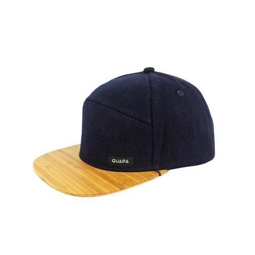 Australian Melton Navy Wool Hat | Guapa Peaks