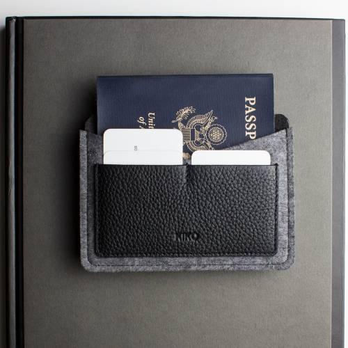 Passport Holder | Kiko Leather