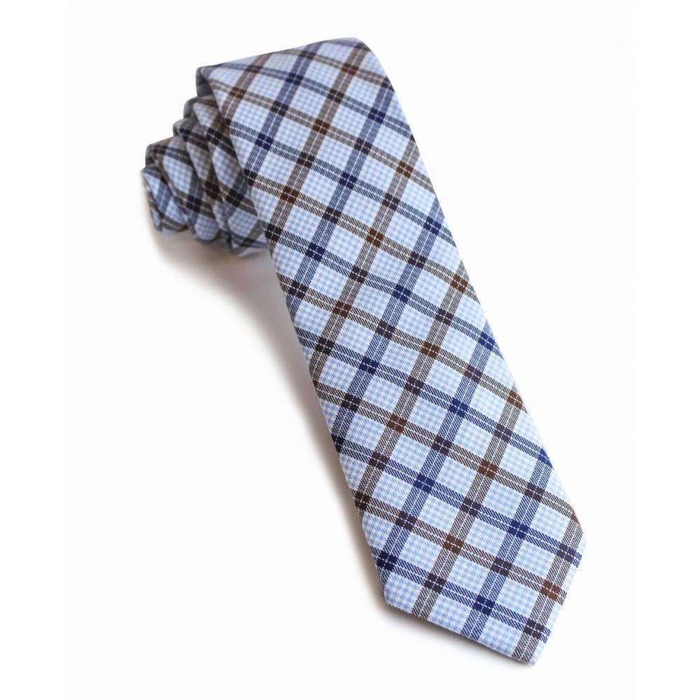 Wrigley Plaid TIe   The Tie Bar