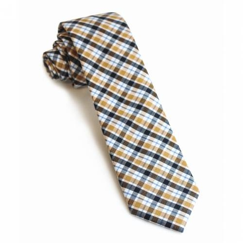 Kenmore Plaid Tie | The Tie Bar