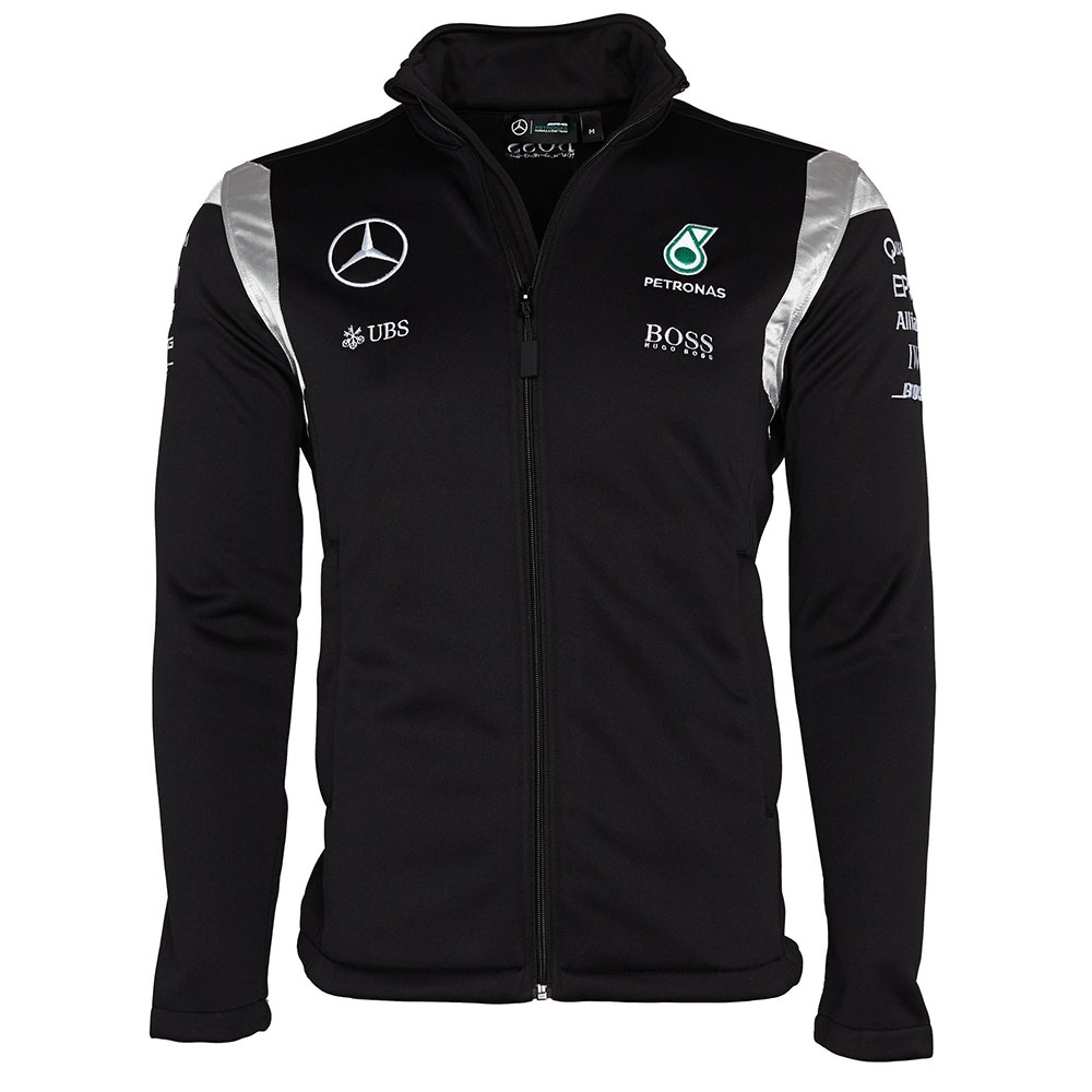 Mercedes | Mercedes AMG Petronas 2016 Team Softshell Jacket