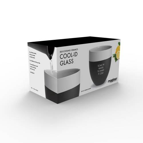 Self-Cooling Glasses (Set of 2) | Magisso