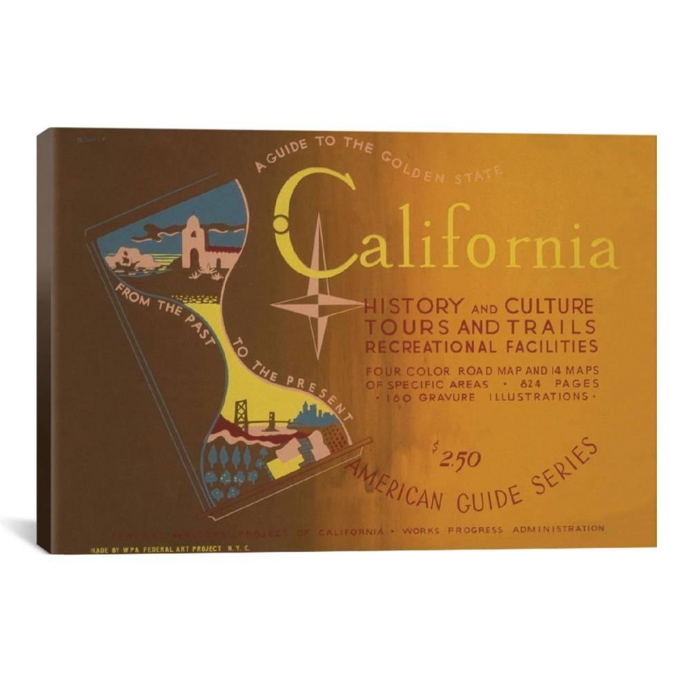 the golden state library of congress art rh modernlook com Fossils Golden Guide Little Golden Books