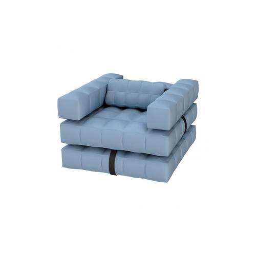 Armchair Set   Azur Blue