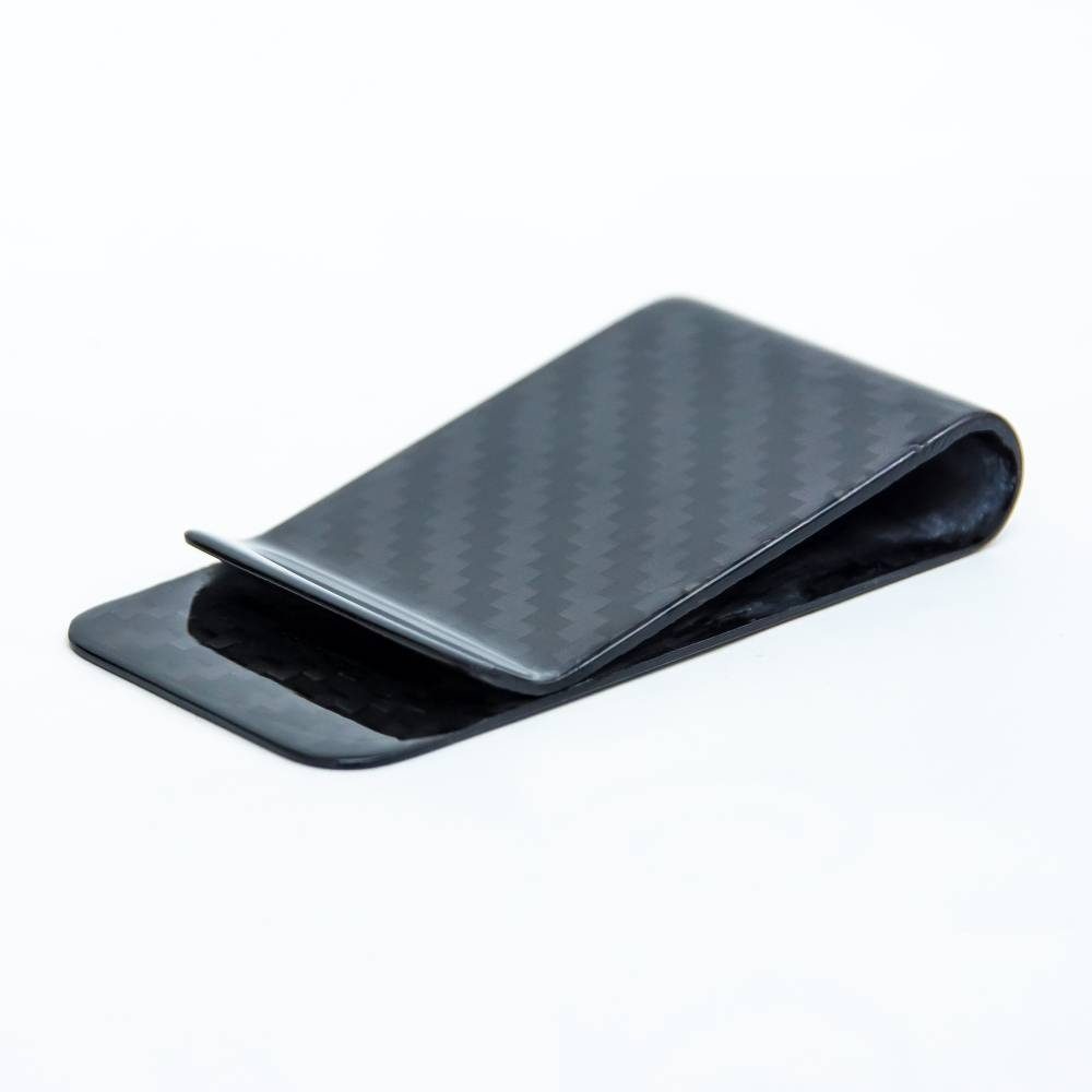 Money Clip | Carbon Fiber | Trifecta