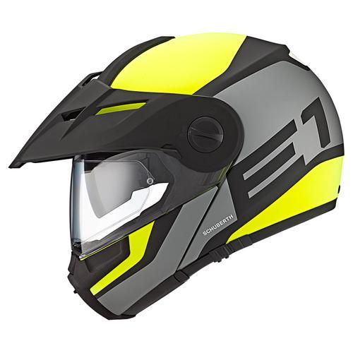E1 | Guardian Yellow | Schuberth Helmets