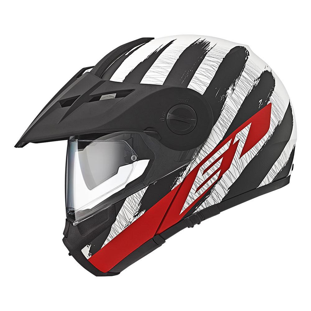 E1 | Hunter Red | Schuberth Helmets