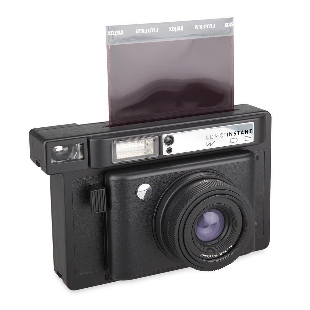 Lomo'Instant Wide Black | Lomography Cameras
