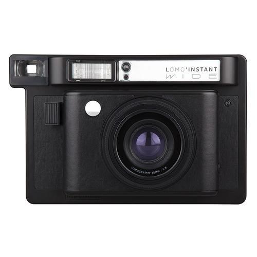 Lomo'Instant Wide Combo Black | Lomography Cameras