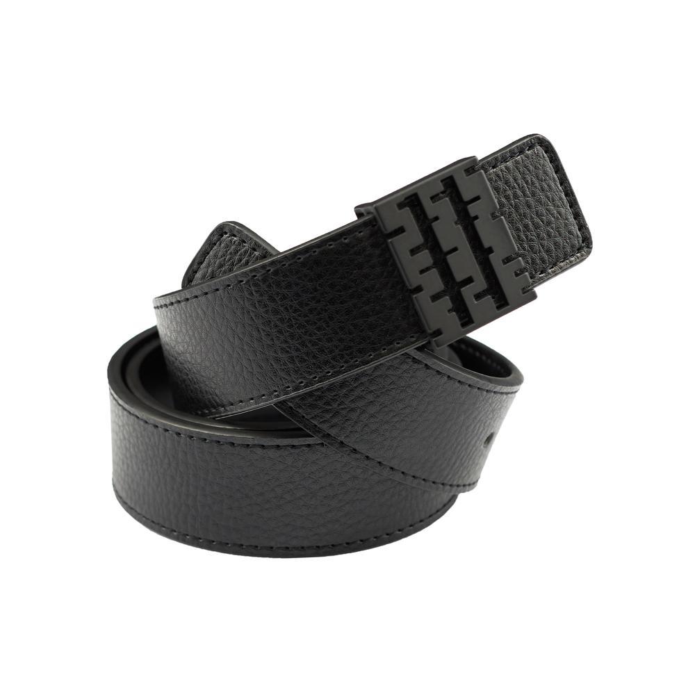 Breza Leather Belt | Black | Accessories