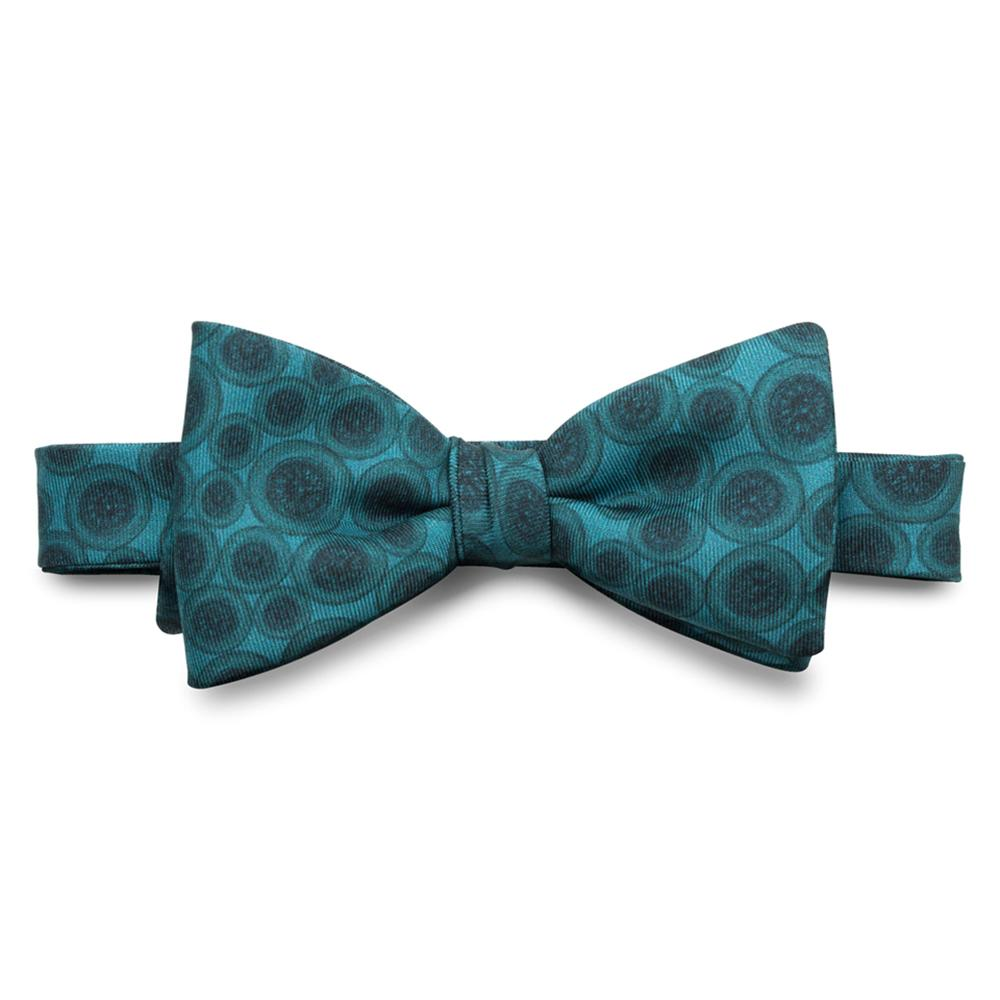 The World Beater | Handmade Silk Bow Tie | The OutlierMan