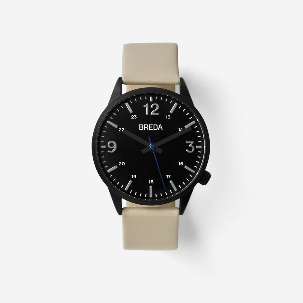 slate beige breda watches