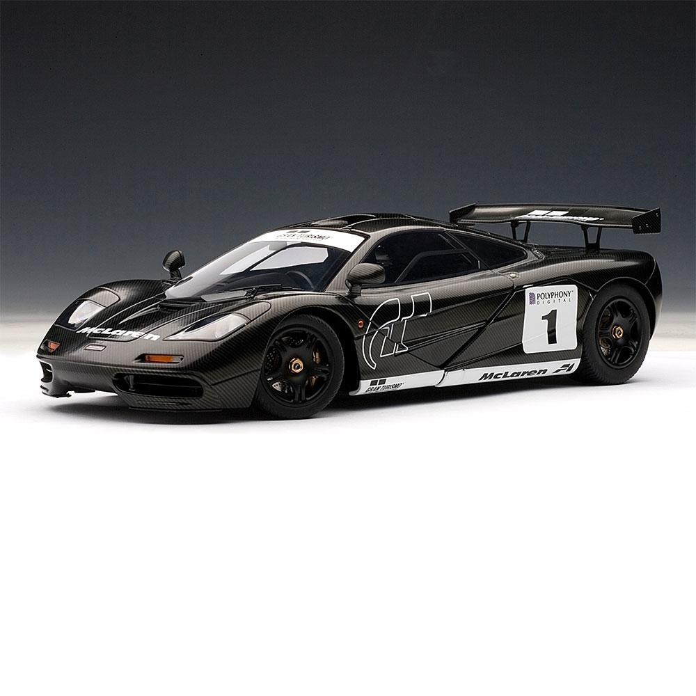 McLaren F1 | Quality Die-Cast Racing Models