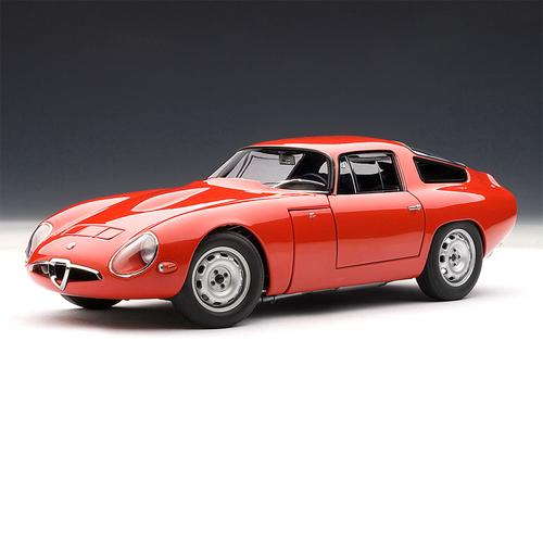 Alfa Romeo TZ 1963