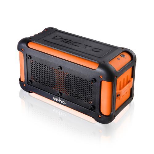 Vecto Water-Resistant Speaker | Orange Special Edition